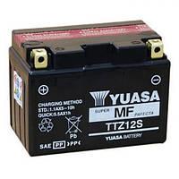 YUASA TTZ12S Мото аккумулятор 11 А/ч, 210 А, (+/-), 150х87х110 мм