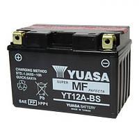 YUASA YT12A-BS Мото аккумулятор 10 А/ч, 175 А, (+/-), 150х87х105 мм