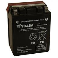 YUASA YTX14AH-BS Мото аккумулятор 12 А/ч, 210 А, (+/-), 134х89х164 мм