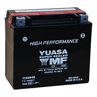 YUASA YTX20H-BS Мото аккумулятор 18 А/ч, 310 А, (+/-), 175х87х155 мм
