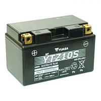 YUASA YTZ10S Мото аккумулятор 8,6 А/ч, 190 А, (+/-), 150x87x93 мм