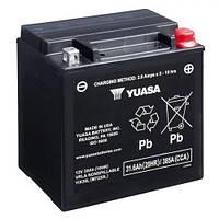 YUASA YIX30L Мото аккумулятор 30 А/ч, 385 А, (-/+), 166х126х175 мм