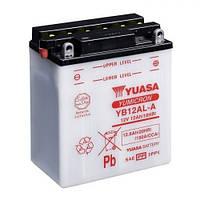 YUASA YB12AL-A Мото аккумулятор 12 А/ч, 165 А, 134x80x160 мм