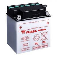 YUASA YB30CL-B Мото аккумулятор 30 А/ч, 300 А, (-/+), 168x132x192 мм