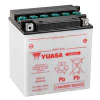 YUASA YB30L-B Мото аккумулятор 30 А/ч, 300 А, (-/+), 168x132x176 мм