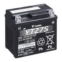 YUASA YTZ7S Мото аккумулятор 6,3 А/ч, 130 А, (-/+), 113х70х105 мм