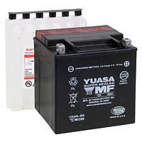 YUASA YIX30L-BS Мото аккумулятор 30 А/ч, 385 А, (-/+), 166х126х175 мм