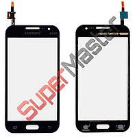 Тачскрин (сенсор) Samsung G361H, G360H  цвет серый, маленькая микросхема