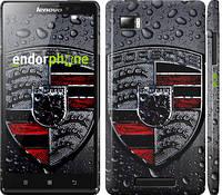 """Чехол на Lenovo Vibe Z K910 Porsche 2 """"978c-85"""""""