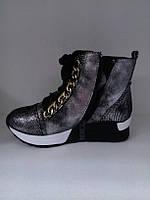 Ботиночки демисезонные для девочки W.niko