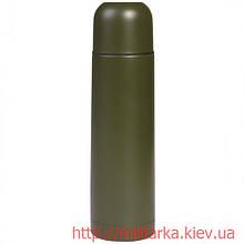 Термос стальной 0,5 л Mil-Tec olive
