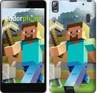 "Чехол на Lenovo K3 Note K50-T5 Minecraft 4 ""2944c-141"""