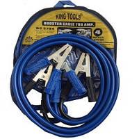 Пусковые провода 700А 4м KING TOOLS (ВС-2704) сумка