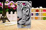 Силиконовый чехол для Sony Xperia C C2305 S39h с рисунком don't touch my phone, фото 8
