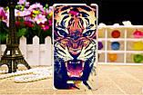 Силиконовый чехол для Sony Xperia C C2305 S39h с рисунком don't touch my phone, фото 10