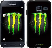 "Чехол на Samsung Galaxy J1 Mini J105H Monster energy ""821c-258"""