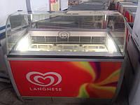Морозильная витрина для мороженого