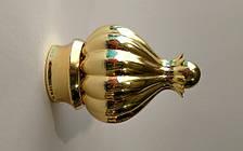 Декоративный наконечник Таджа для кованого карниза 16 мм.