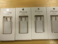 Сетевое зарядное устройство Apple ОРИГИНАЛ для iPhone 4/5/6/