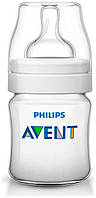 Бутылочка для кормления Philips Avent Classic , 125 мл 1 шт.