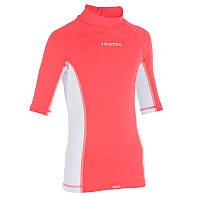 Спортивная футболка для девочки, 152 - 158, Decatlon