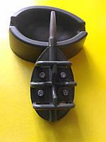 Рыболовная кормушка Флэт метод (40 грамм) и набивалка в комплекте.