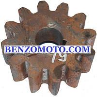 Шестерня бетономешалки 20 (19*68 h25, 12 зубов)