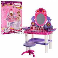 Трюмо детское, салон красоты со стульчиком 0395 Набор для девочек