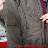 Куртка военная с подстежкой олива, фото 3