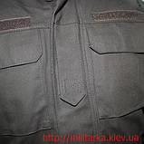 Куртка военная с подстежкой олива, фото 6