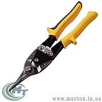Ножницы по металлу 250 мм ПРЯМЫЕ (прямой рез), CrV