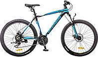 "Велосипед 26"" Optimabikes F-1 AM 14G HDD Al черно-синий-белый (м) 2016"