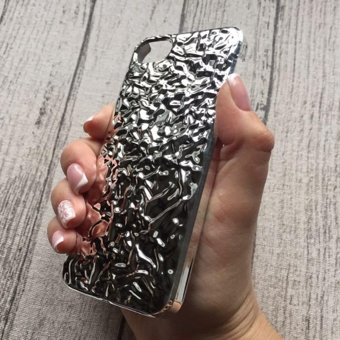 Чехол стекающие мороженое от Marc Jacobs на iPhone 5/5s/SE