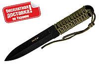 Нож метательный 20 GRY с чехлом+подарок или бесплатная доставка+документ что не ХО!