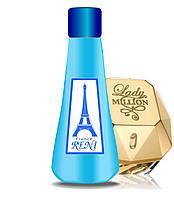 Рени духи на разлив наливная парфюмерия 382 Lady Million Paco Rabanne для женщин