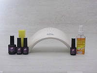 Стартовый набор гель-лаков Sofia (7 предметов)