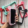 Бампер силиконовые ушки Микки на iPhone 5/5s/SE, фото 6