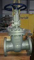 Задвижка стальная литая фланцевая 30с76нж Ду150 Ру63 с выдвижным шпинделем