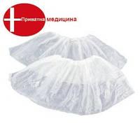 Бахилы полиэтиленовые (2 гр)