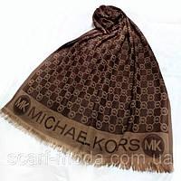 Палантин Michael Kors (Майкл Корс) коричневый