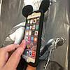 Бампер Микки черный для iPhone 6plus/6splus, фото 2