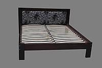 Дерев'яне ліжко Генуя 1600х2000, фото 1