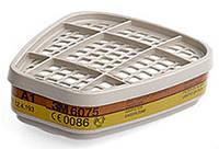 Фильтры угольные 3М 6075 А1+формальдегид