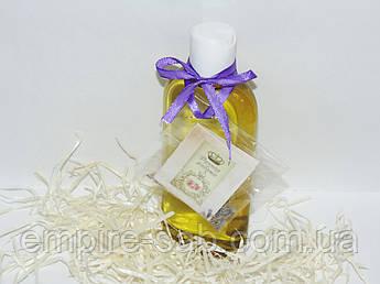 Масло для масажу з ароматом лаванди