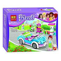 """Конструктор Bela Friends 10544 """"Кабриолет Мии"""" (аналог LEGO Friends), 199 дет"""