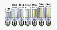 Светодиодная лампа e27 - кукуруза высокого качества А++