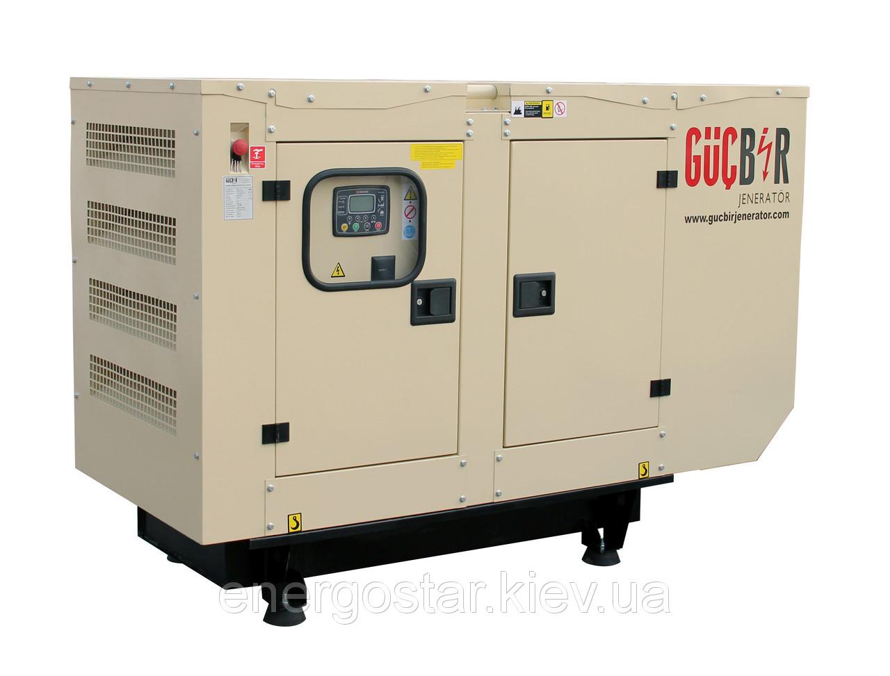 ⚡GUCBIR GJR 40 (32 кВт)