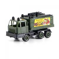 Военная пожарная машина 5169 Мини Карго