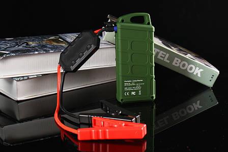 Пуско-зарядное устройство автономное SMARTBUSTER T-211, 600 А, 10000 mAh, гарантия 1 год