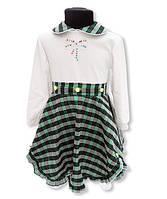 """Платье для девочки """"Елка"""""""